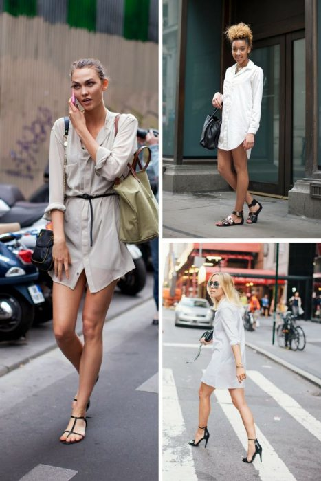 Shirtdresses To Wear In 2018 (4)