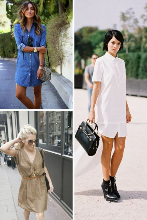Shirtdresses To Wear In 2018 (5)