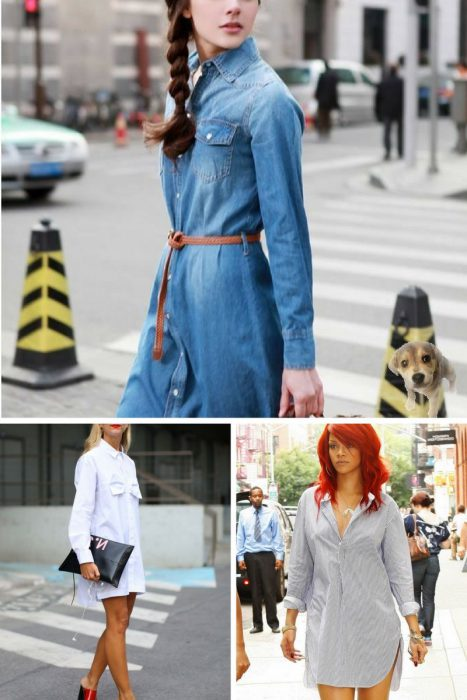 Shirtdresses To Wear In 2018 (6)