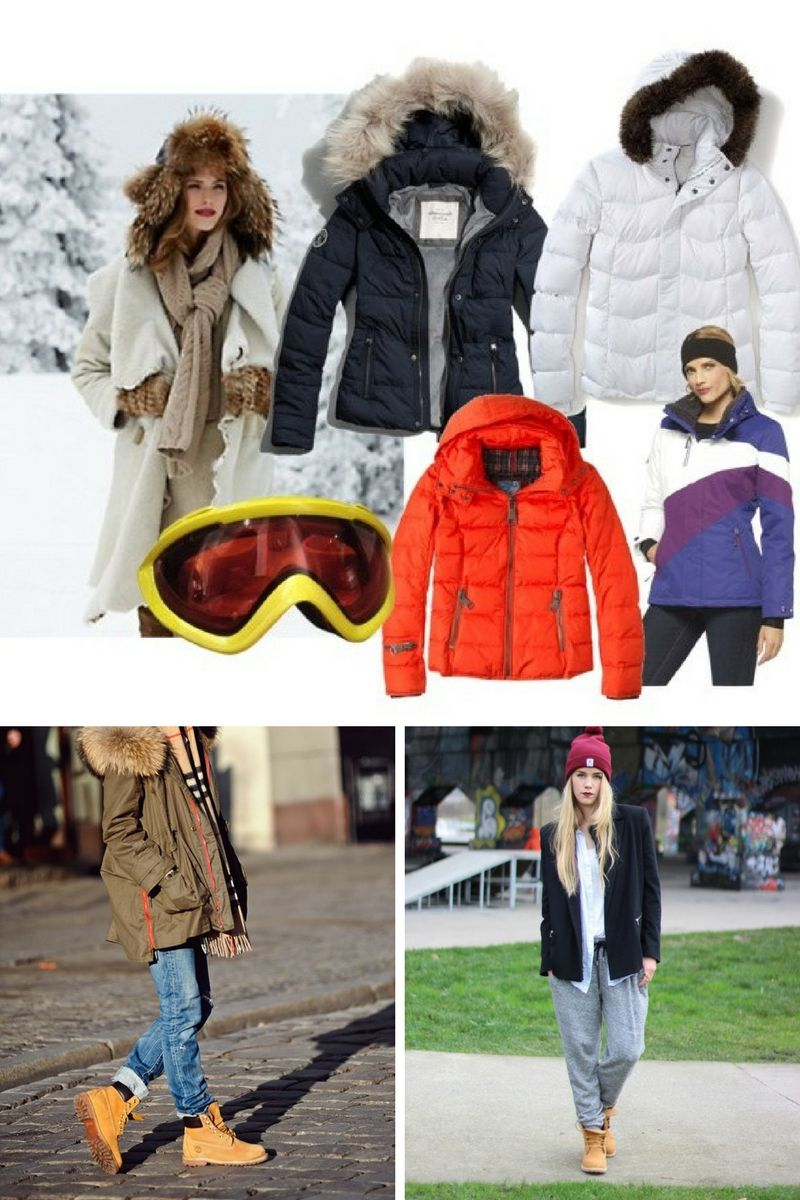 Winter Skiing Holiday Outfit Ideas 2018 | OnlyWardrobe.com