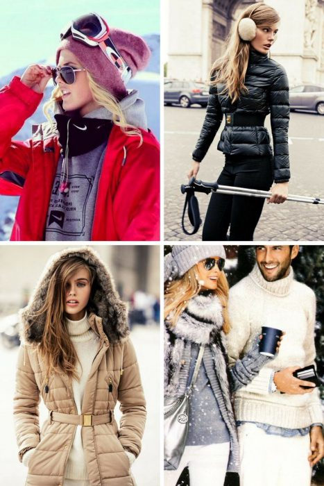 Winter Skiing Holiday Outfit Ideas 2019