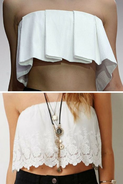Strapless Clothes Trend (1)