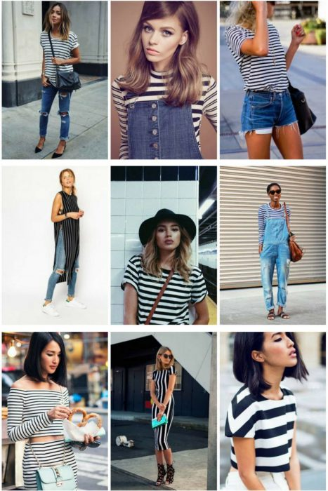 Striped Clothes Fashion Trend 2019
