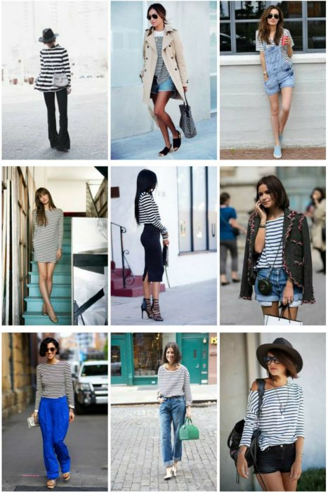 Striped Clothes for Women 2018 (10)