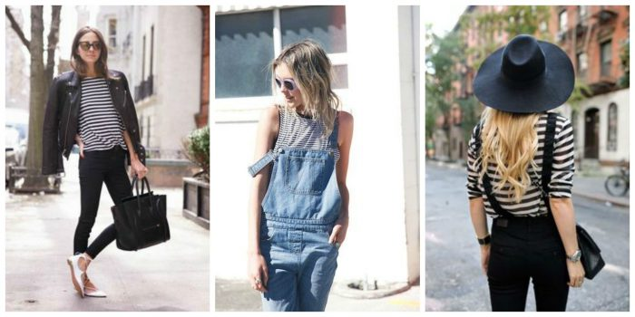 Striped Clothes for Women 2018 (14)
