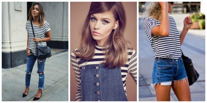 Striped Clothes for Women 2018 (21)
