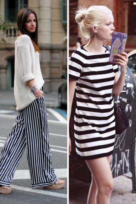 Striped Clothes for Women 2018 (6)