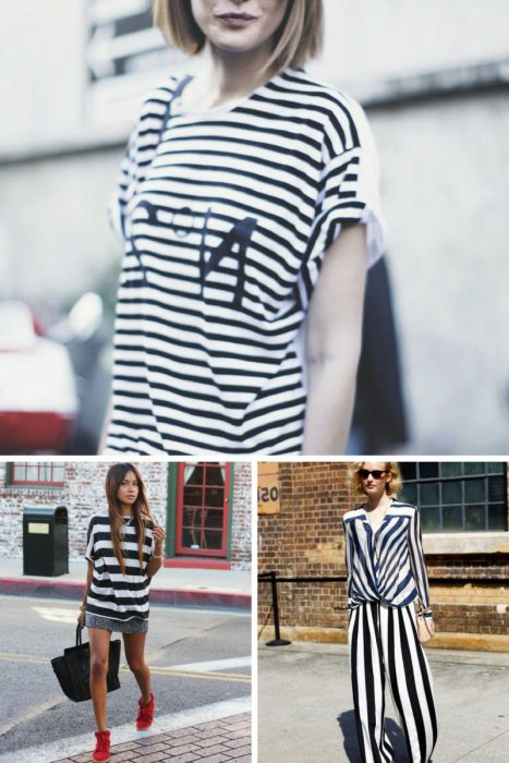 Striped Clothes for Women 2018 (8)