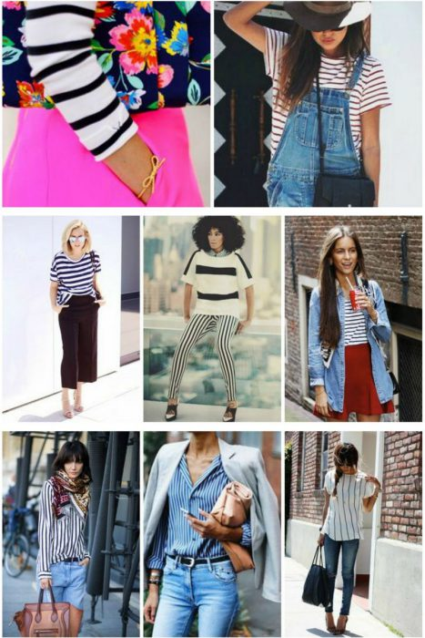 Striped Clothes for Women 2018 (9)