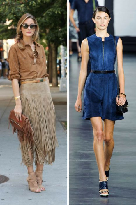 Best Suede Outfit Ideas 2019
