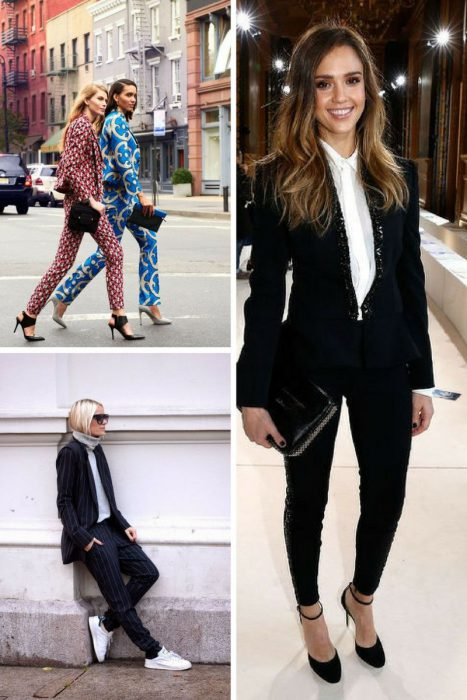 Suits For Women: A Major Comeback 2020