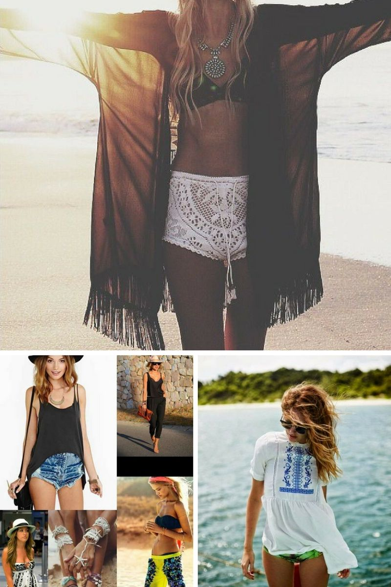 2018 Summer Holiday Outfit Ideas | OnlyWardrobe.com