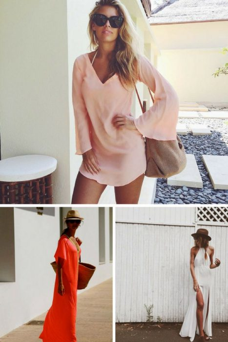 Summer Holiday Outfit Ideas 2019