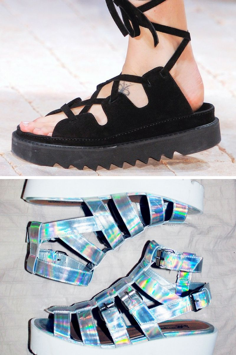 Ugly Shoes Trend For Women 2020