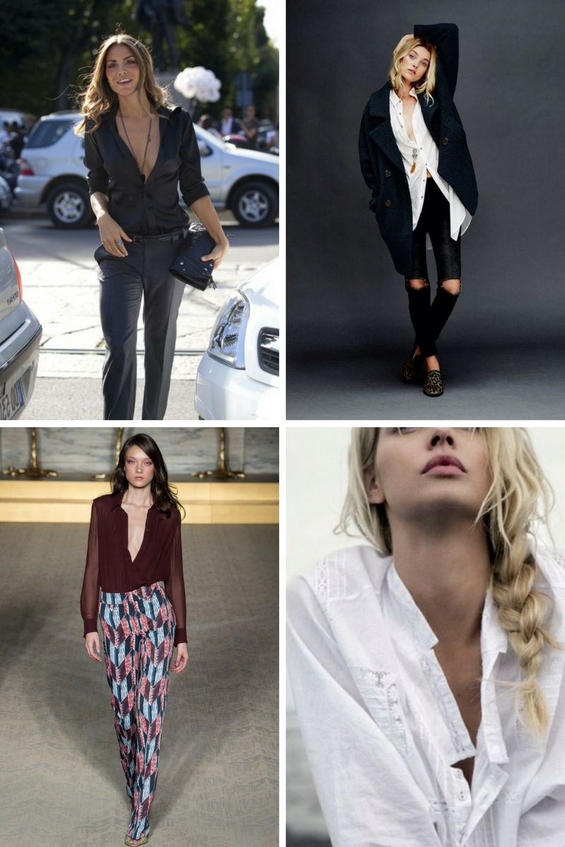 unbuttoned shirts trend for women 2019 onlywardrobecom