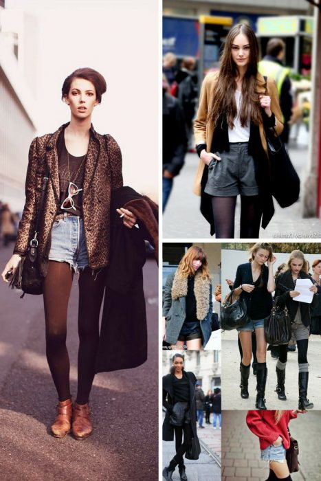 How To Wear Shorts This Winter 2020