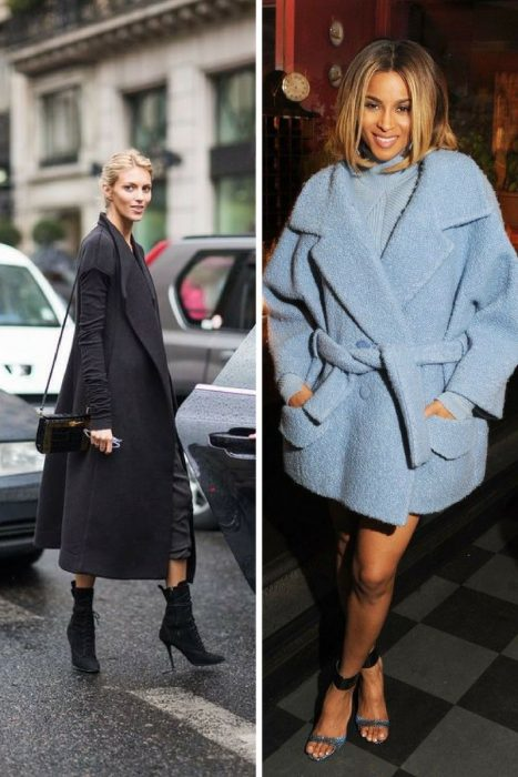 How To Wear Wrap Coats This Fall 2019