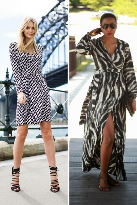 Wrap Dresses To Underline Your Femininity 2020