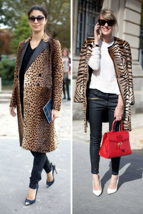 Animal Print Trend For Women 2018 (1)