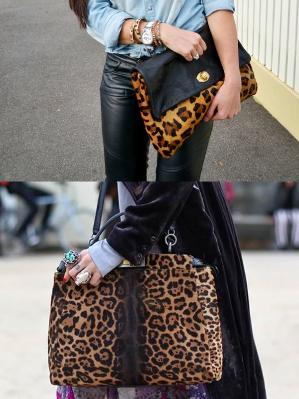 How To Wear Animal Print In 2018
