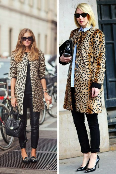Animal Print Trend For Women 2018 (8)