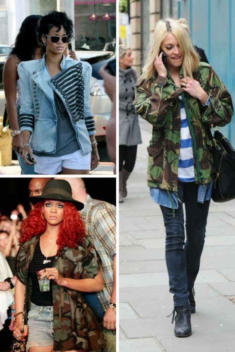 How To Wear Military Jackets 2019