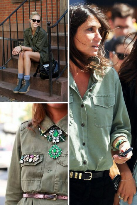 Military Fashion Trend Best Ideas And Looks 2020