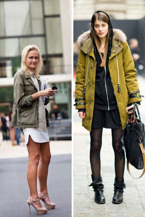 Army Trend For Women 2018 (5)