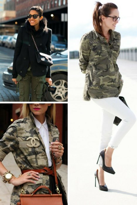 Army Trend For Women 2018 (6)