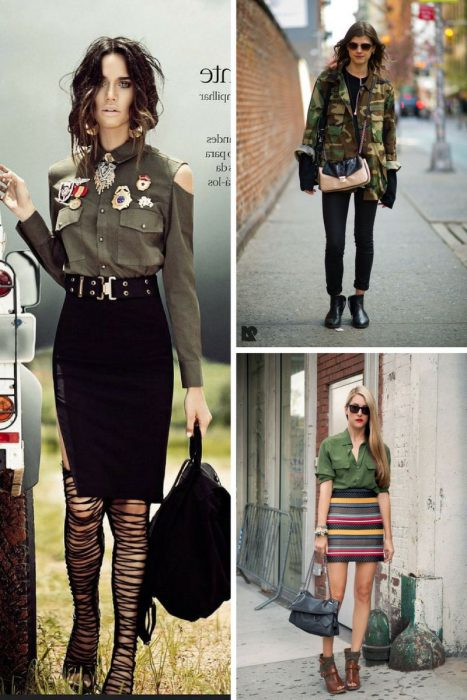 Army Trend For Women 2018 (7)