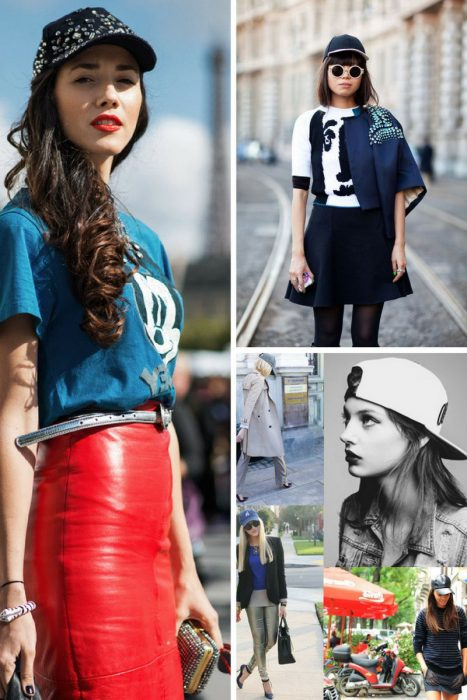 Baseball Hats For Women: Best Outfit Ideas 2019