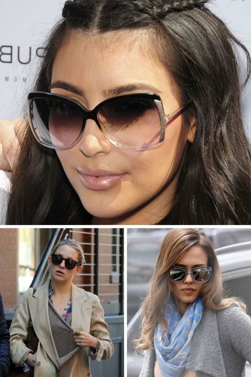 Celebrity inspired sunglasses trends 2018 for Celebrity watches female 2018