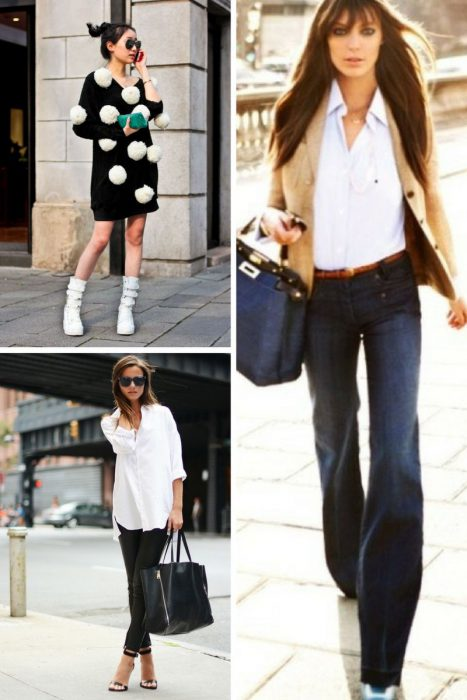 Black And White Outfit Combinations 2018 (2)