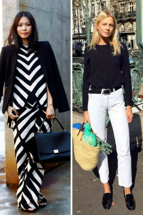 Black And White Outfit Combinations 2018 (5)
