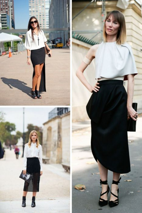 Black And White Outfit Combinations 2018 (6)