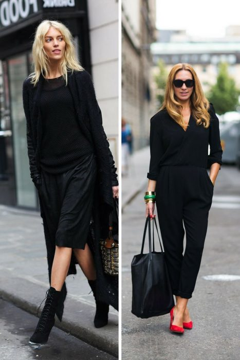 Black Clothes Trend 2018 (1)
