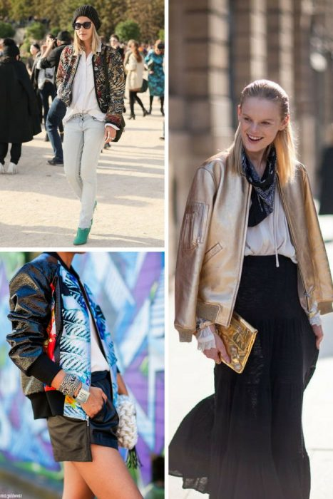Bomber Jackets Trend For Women 2018 (10)