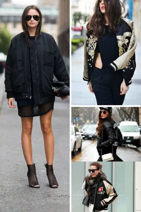 Bomber Jackets Trend For Women 2018 (11)