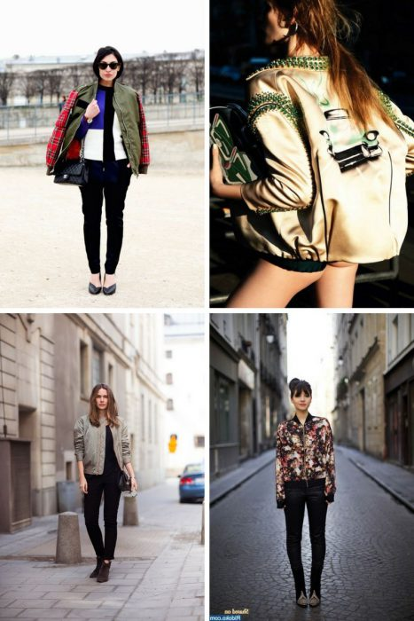 Bomber Jackets Trend For Women 2018 (12)