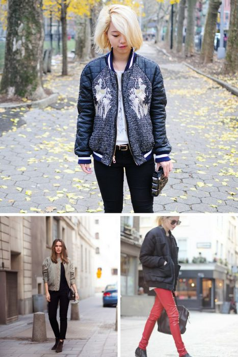 Bomber Jackets Trend For Women 2018 (13)