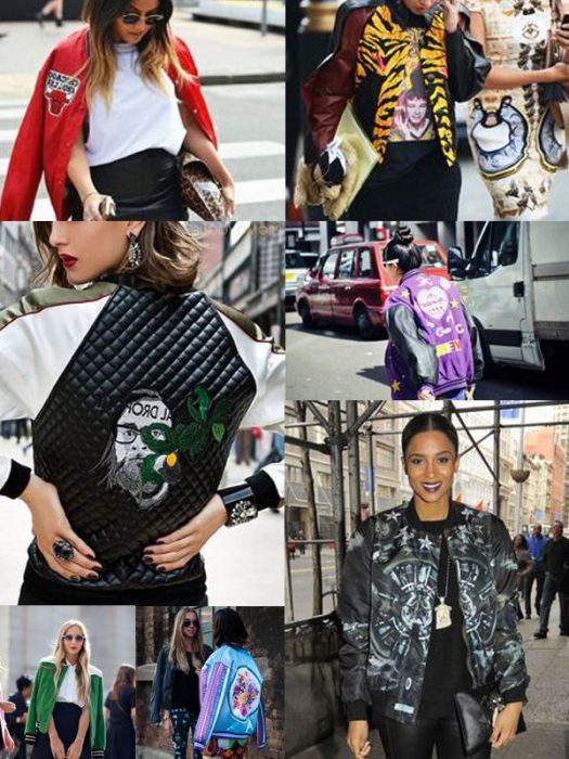 Bomber Jackets Trend For Women 2018 (15)