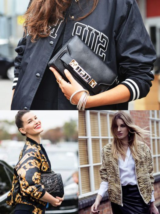 Bomber Jackets Trend For Women 2018 (16)