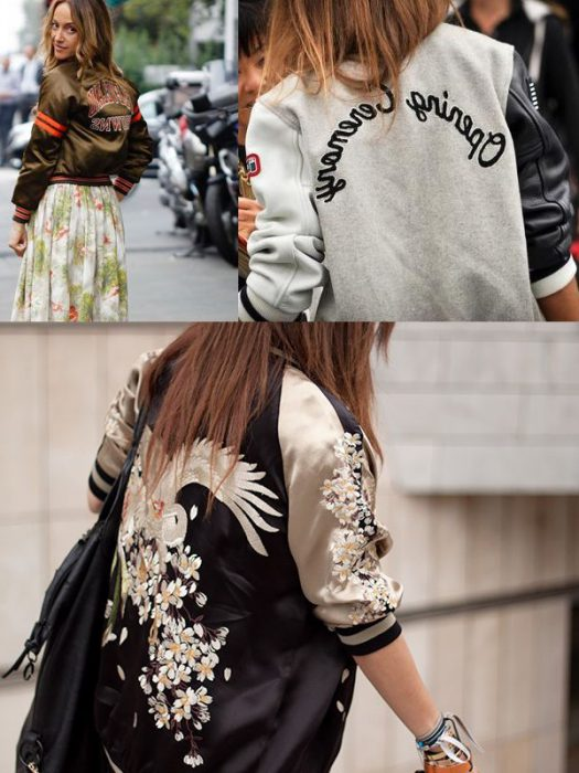 Bomber Jackets Trend For Women 2018 (19)