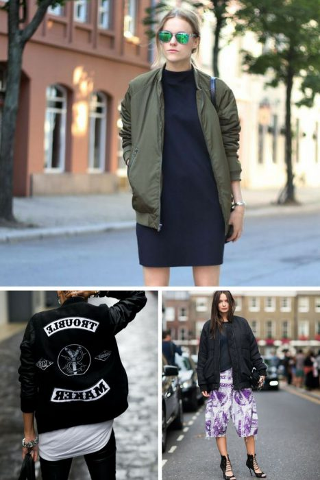 Bomber Jackets Trend For Women 2018 (3)