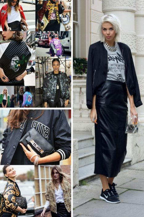 Bomber Jackets Trend For Women 2018 (4)