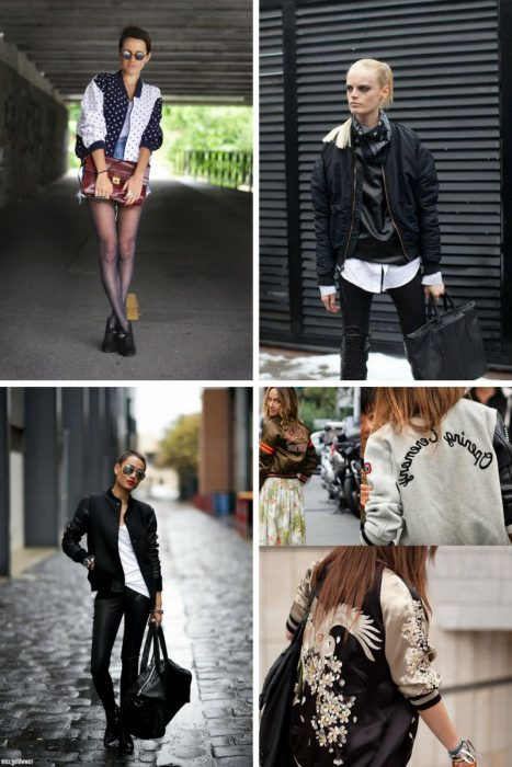 Bomber Jackets Trend For Women 2018 (6)