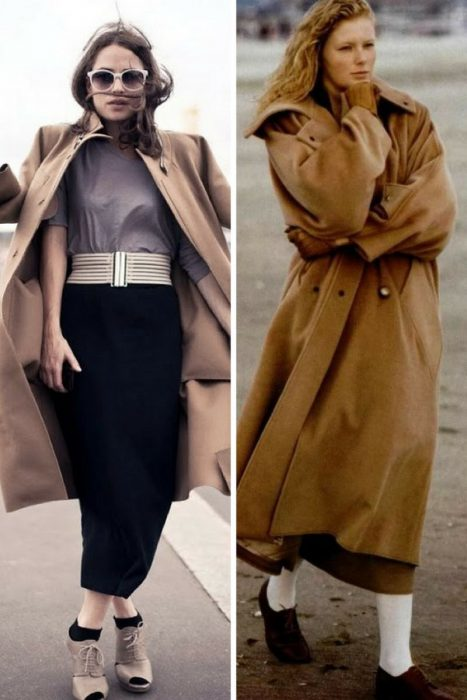 Camel Coats For Women To Wear This Fall 2020