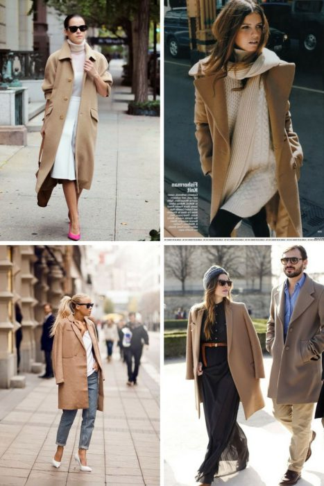 Camel Coats For Women To Wear This Fall 2019