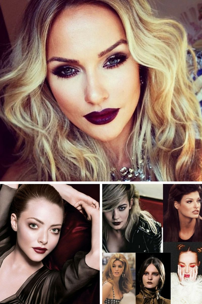 Makeup Ideas For Christmas & NYE Party 2018