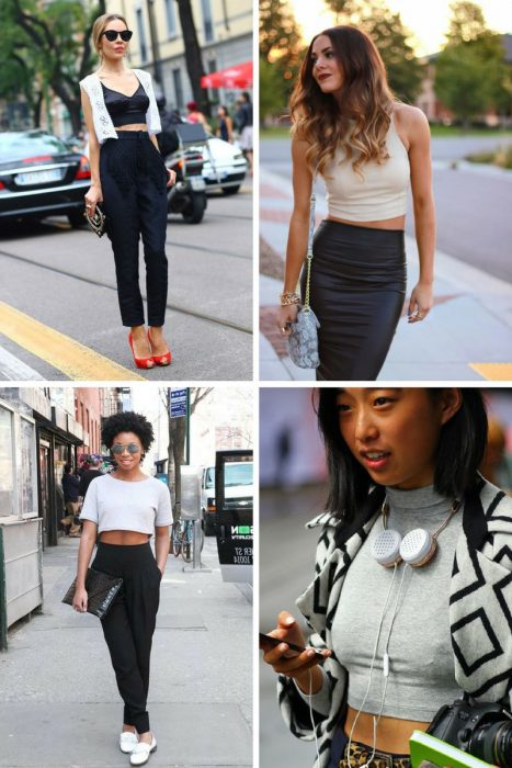Crop Tops Trend For Women 2018 (10)